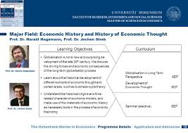 master of science in economics ppt download