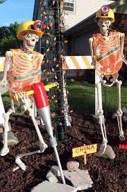 Halloween Skeleton Decoration Ideas by 378 Best Skulls Skeletons Bones Images On Pinterest Halloween