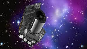 dark matter and particle acceleration in near space nasa