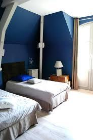 chambre peinture bleu chambre bleu nuit chambre peinture bleu idee deco chambre bebe
