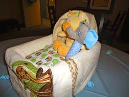 Carriage Centerpiece Sisters On Blackwell Baby Carriage Diaper Centerpiece Tutorial