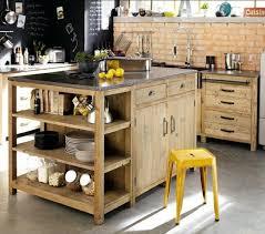 construire meuble cuisine fabriquer une cuisine en bois meuble de evier castorama lzzy co