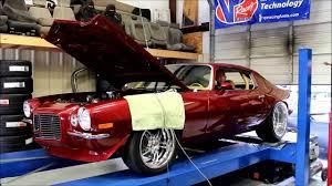 hauk camaro blake u0027s 1970 camaro ls1 6 speed swap magnuson supercharger dyno