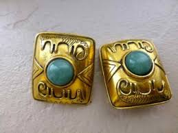 laurel burch earrings laurel burch curb your collecting vintage costume jewelry