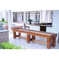 Site Table by Outdoor Shuffleboard Table Shuffleboard For Sale