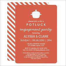 potluck invitation 6 potluck party invitations free sle exle format