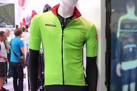 light waterproof cycling jacket castelli launch perfetto jersey and tempesta jacket