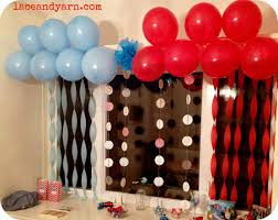 simple birthday decoration at home streamrr com home decor ideas