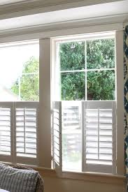 Colonial Style Windows Inspiration Best 25 Cafe Shutters Ideas On Pinterest Cafe Style Shutters