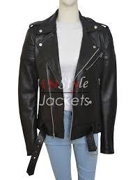 ghostbusters jillian holtzmann black jacket instylejackets