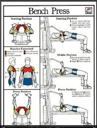 A Good Bench Press Weight Power Systems Leg Workout Chart 69962 39 99 All Things