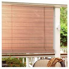 Touched By Design Blinds Amazon Com Lewis Hyman 0321246 1 4 Inch Oval Vinyl Pvc Rollup