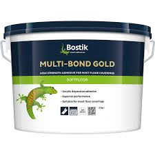 bostik laybond multi bond gold adhesive 5kg toolstation