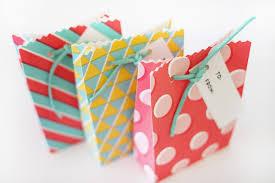 gift bags printable geometric gift bags