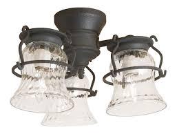 hunter mason jar ceiling fan awesome hunter ceiling fan light kit antique brass recessed bedroom