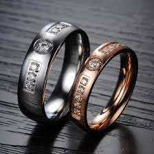 fashion couples rings images Jewels affordable wedding rings couples jewelry jpg