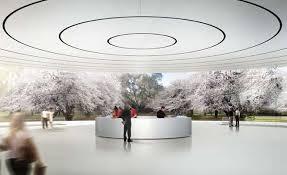 apple siege social visite guidée dans le futur siège social futuriste d apple signé