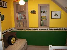 Kids Room Design Surprising John Deere Kids Room Design Ide - John deere kids room