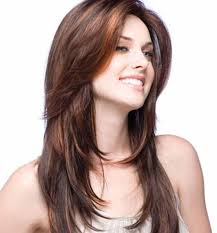 different types of haircuts for womens different long haircuts for women elegant sleek and straight