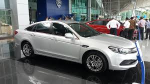 proton the new 2016 proton perdana 2 0l malaysia launched interior