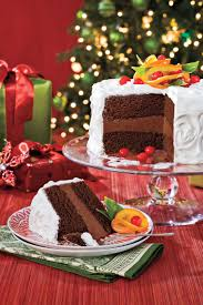 cakes candy and flowers showstopping christmas cake recipes southern living