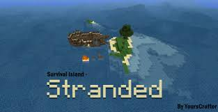Survival Maps Survival Island Map For Minecraft 1 11 2 1 9 4 1 8 9 1 7 10