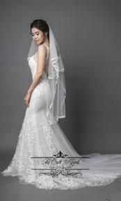 may ao cuoi áo cưới đuôi cá may áo cưới royal