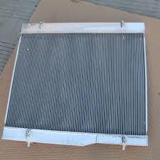 aluminum radiator for toyota hiace trh201 trh221 trh223 lwb petrol