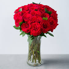 How Much Is A Dozen Roses 24 Red Roses 24 Red Rose Bouquets Bunches Co Uk