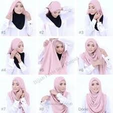 tutorial jilbab jilbab pin by patricia a on hijab arab style pinterest hijabs scarves