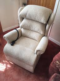 Reclinable Chair Rising And Reclinable Chair In Berwick East Lothian Gumtree