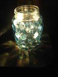 Small Battery Operated Led Lights Farm U0026 Home Hardware U2014 Gem Covered Nightlight Jar