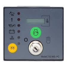 702 ms hc manual start generator controller board panel free