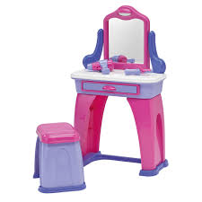 Vanity Table Set For Girls Table Amusing Best Toy Vanity For Girls Photos 2017 Blue Maize