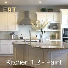 diy kitchen makeover ideas kitchen makeover 1 1 painting the cabinets because i like to