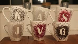christmas homemade personalised mug and chocolate gift idea