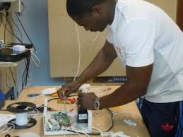 eol wiring in burglar alarm installation are you thinking of
