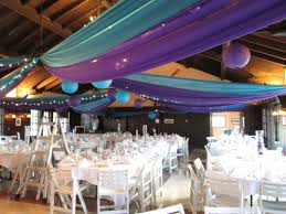 Wedding Ceiling Draping by Turquoise U0026 Purple Ceiling Draping Turquoise U0026 Purple Paper