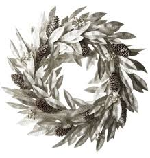 Target Wreaths Home Decor Christmas Decor For Small Spaces