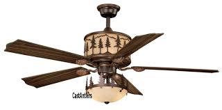 Deer Antler Ceiling Fan Light Kit Deer Antler Ceiling Fan Panels World