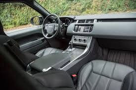 old land rover discovery interior 2015 land rover range rover sport v6 sc hse review digital trends