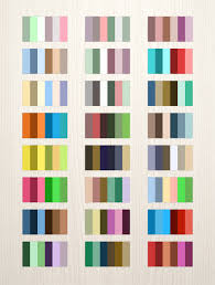 24 complementary color palettes this free download pack includes