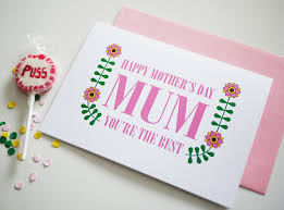 day card creative diy mothers day cards