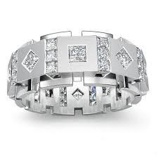 Mens Platinum Wedding Rings by Mens Platinum Diamond Wedding Ring Mens Wedding Ring