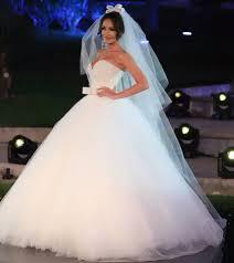 robe de mari e de princesse de luxe fa68 arabie saoudite de luxe en cristal perlé blanc robe de bal