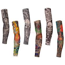 cool arm sleeves tattoos online buy wholesale fancy dress tattoo sleeve from china fancy