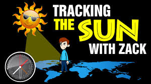 Flat Map Of The United States by Tracking The Sun For A Flat Earth Map With Dr Zack Youtube