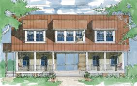 the magnolia dogtrot plans available from humid solutions