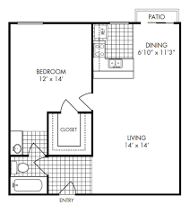 bedroom large 1 bedroom apartments floor plan concrete throws