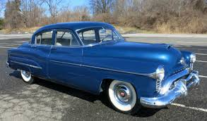 1950 oldsmobile 98 connors motorcar company